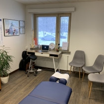 Oulun vastaanotto - Seeley Chiropractic Clinic